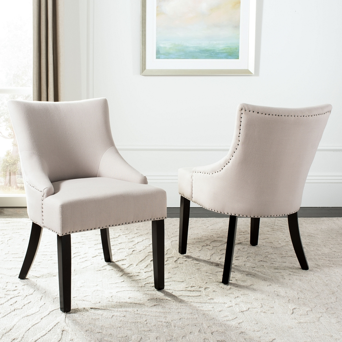 Mcr4700h Set2 Dining Chairs Furniture By Safavieh