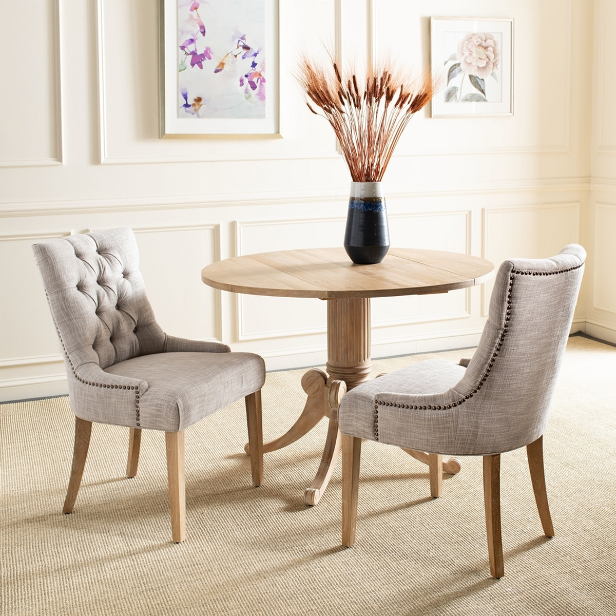 Mcr4701l Set2 Dining Chairs Furniture By Safavieh