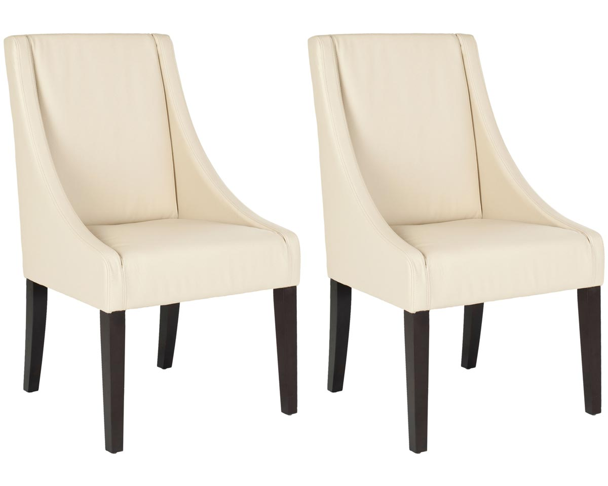 Britannia 19 H Kd Side Chairs Set Of 2 Mcr4702a Set2 Dining Color Cream