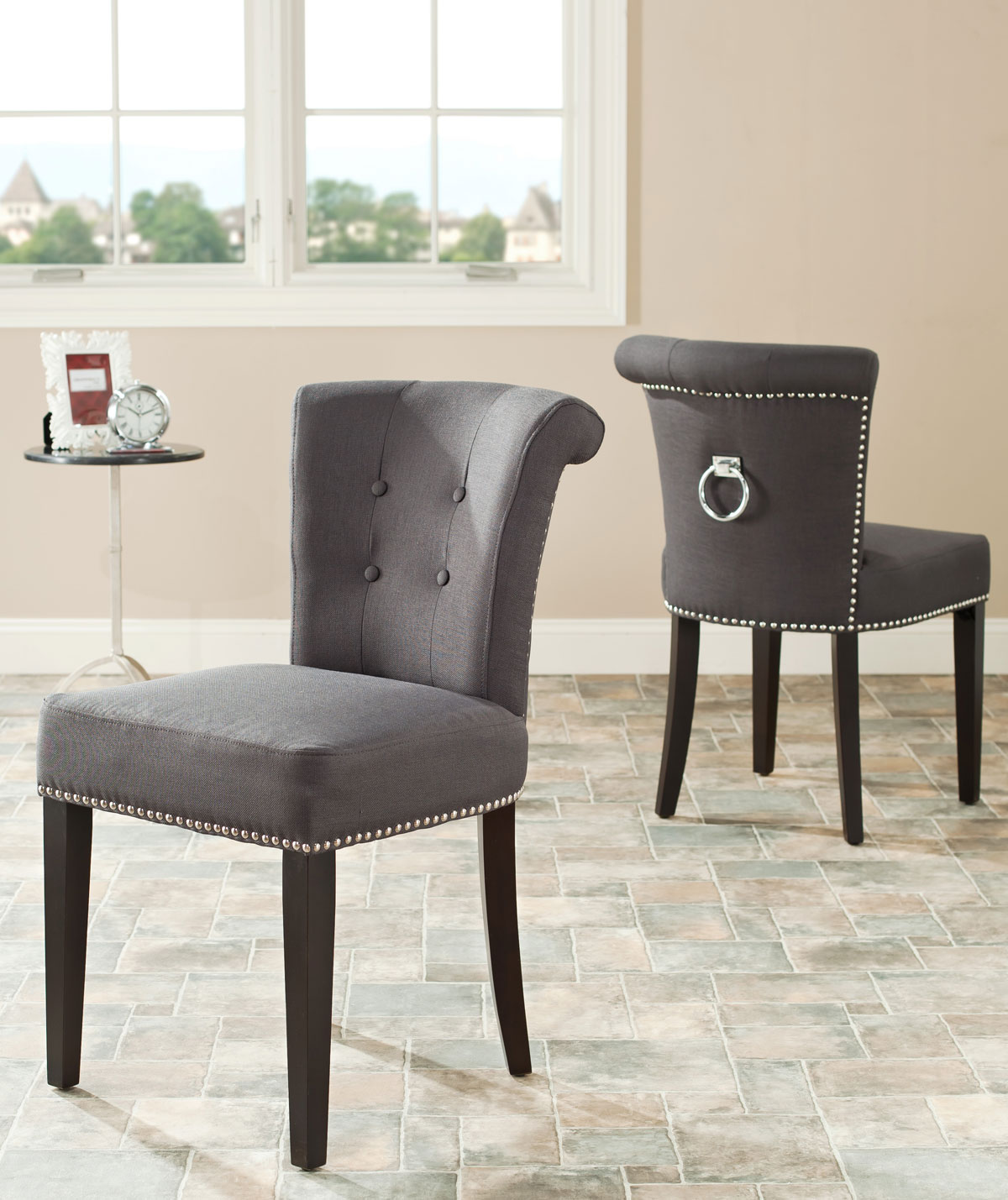 mcr4705a set2 dining chairs furniture by safavieh. Black Bedroom Furniture Sets. Home Design Ideas