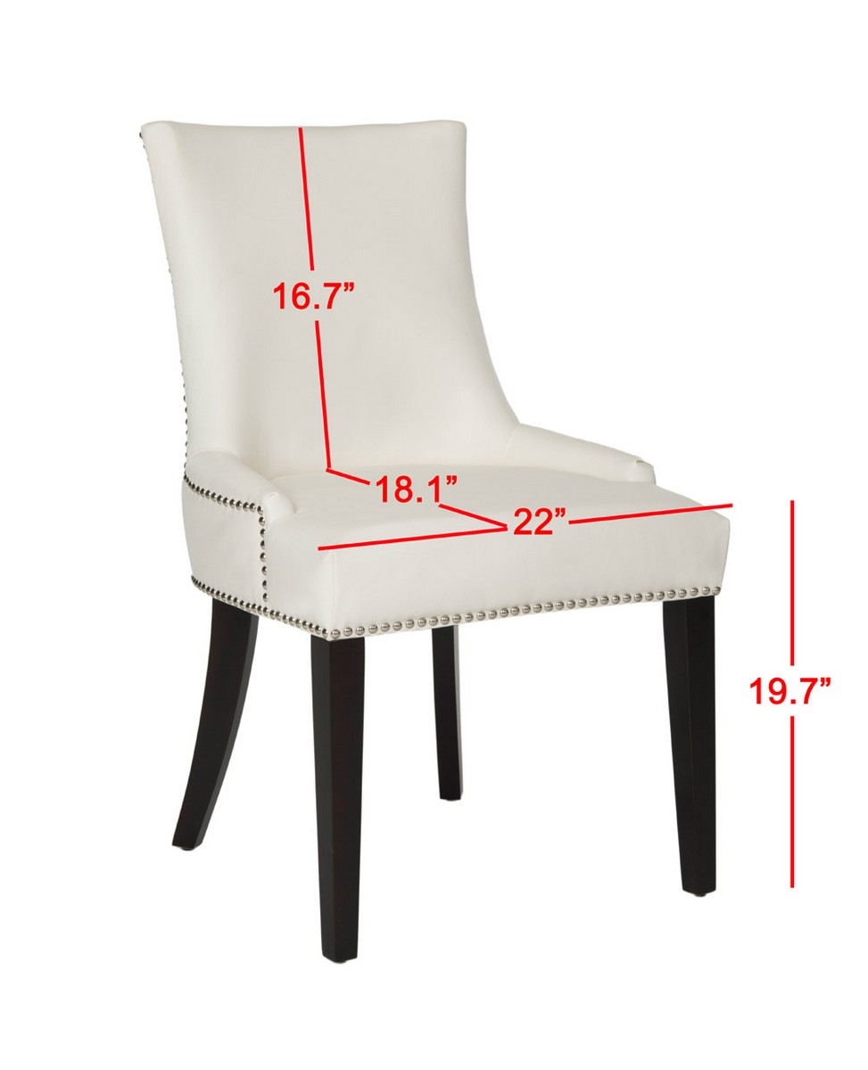 Leather Dining Seats Furniture Collection Safavieh