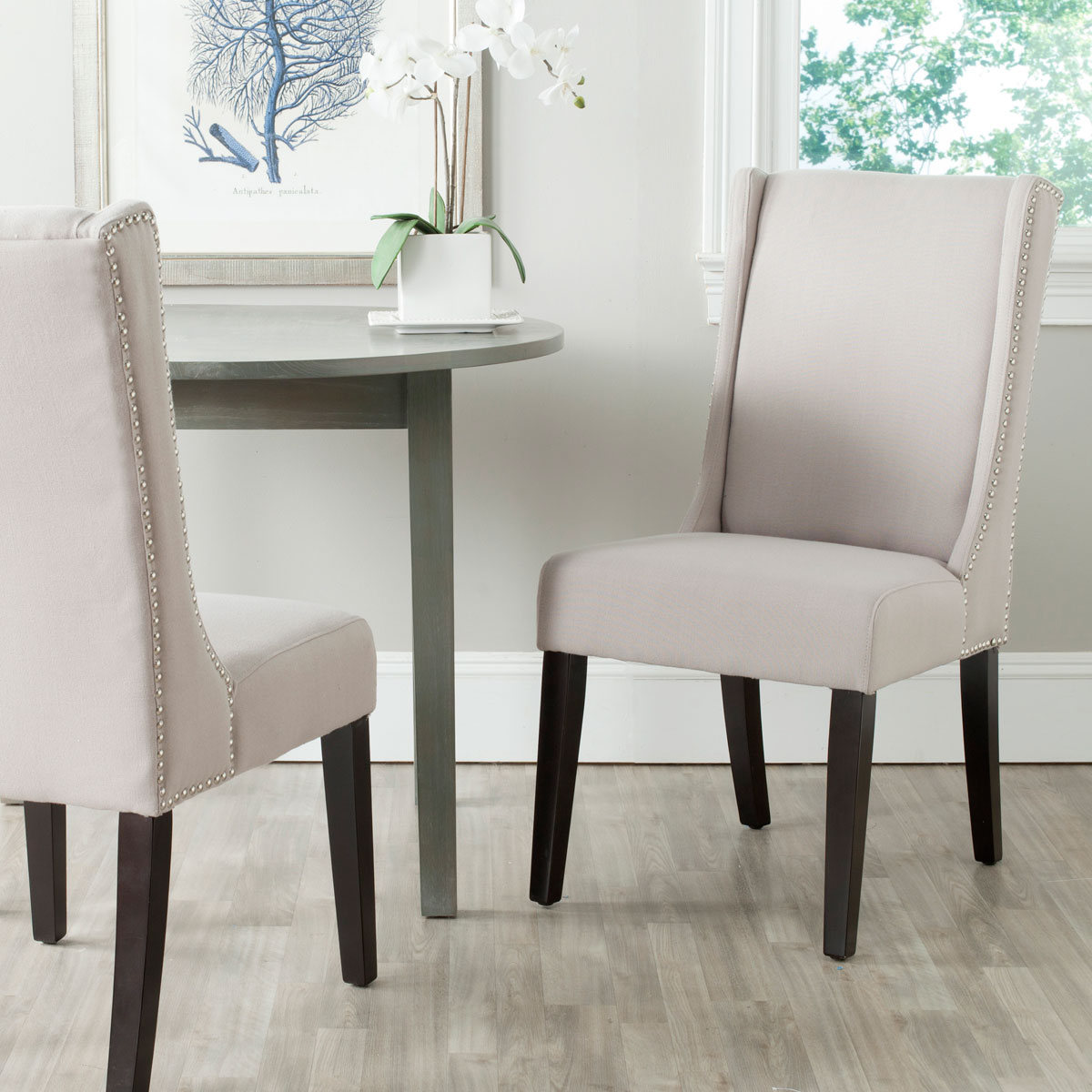 mcr4714a set2 dining chairs furniture by safavieh. Black Bedroom Furniture Sets. Home Design Ideas