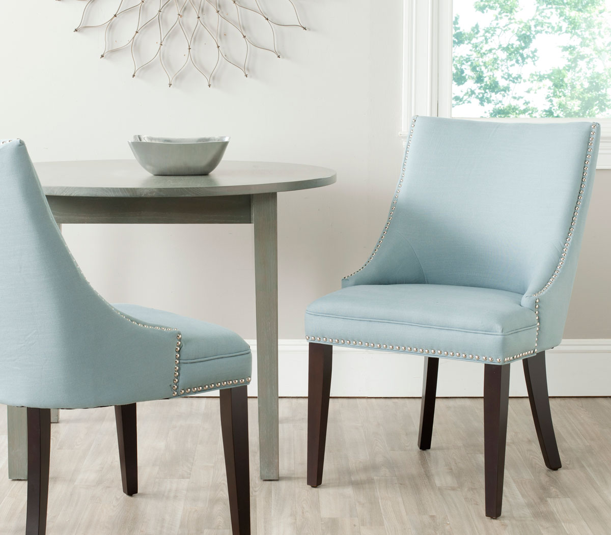 Safavieh Furniture: MCR4715A-SET2 Dining Chairs