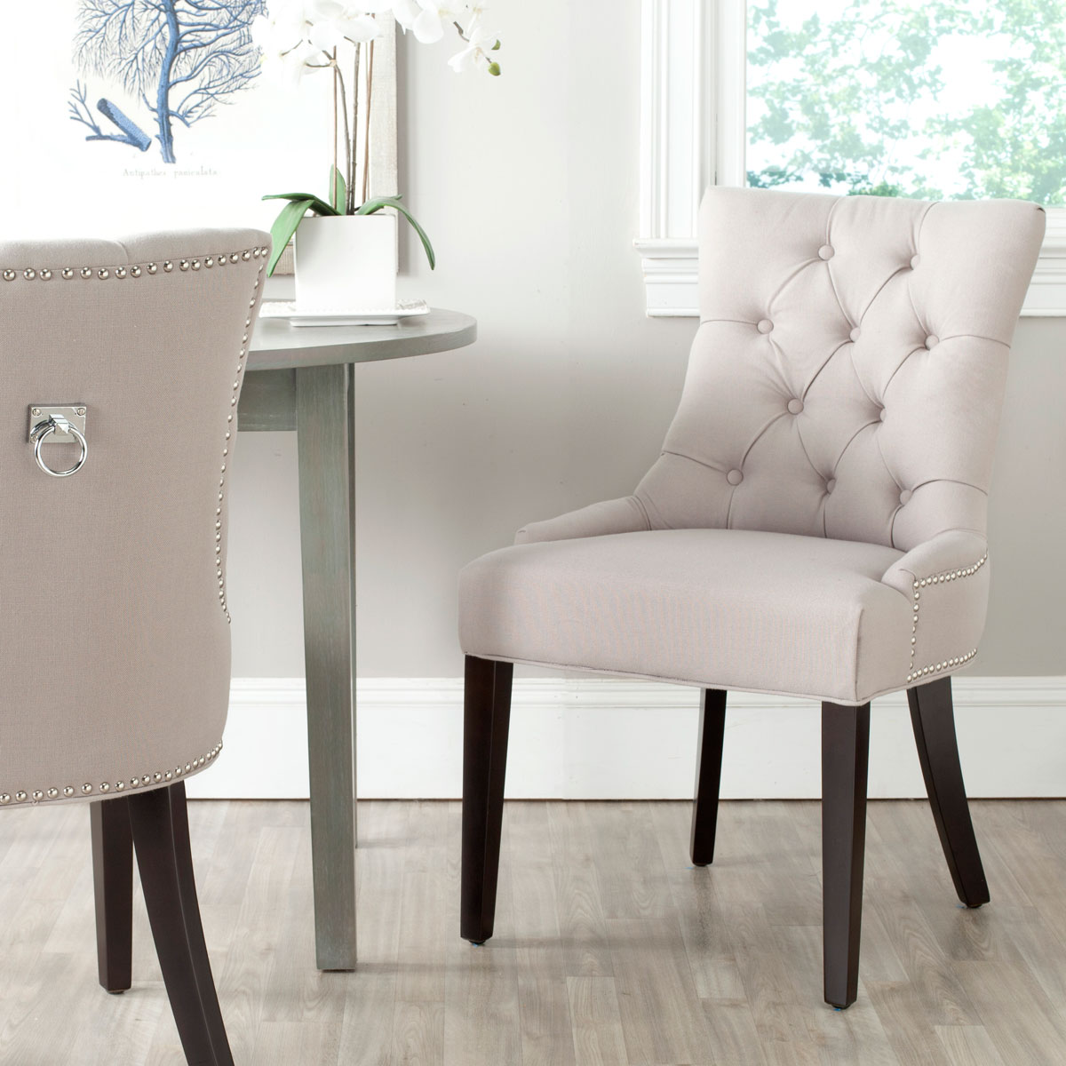 MCR4716A-SET2 Dining Chairs - Furniture by Safavieh