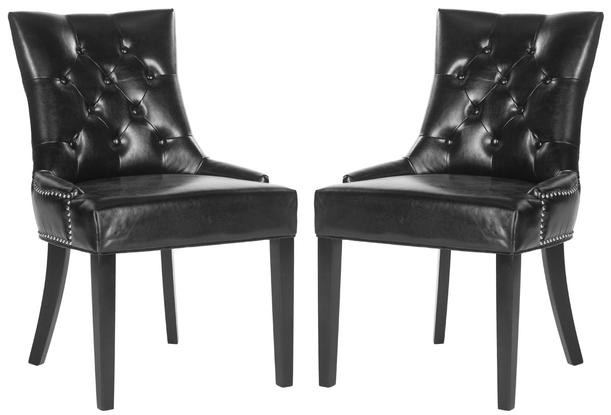 mcr4716c set2 dining chairs furniture by safavieh. Black Bedroom Furniture Sets. Home Design Ideas