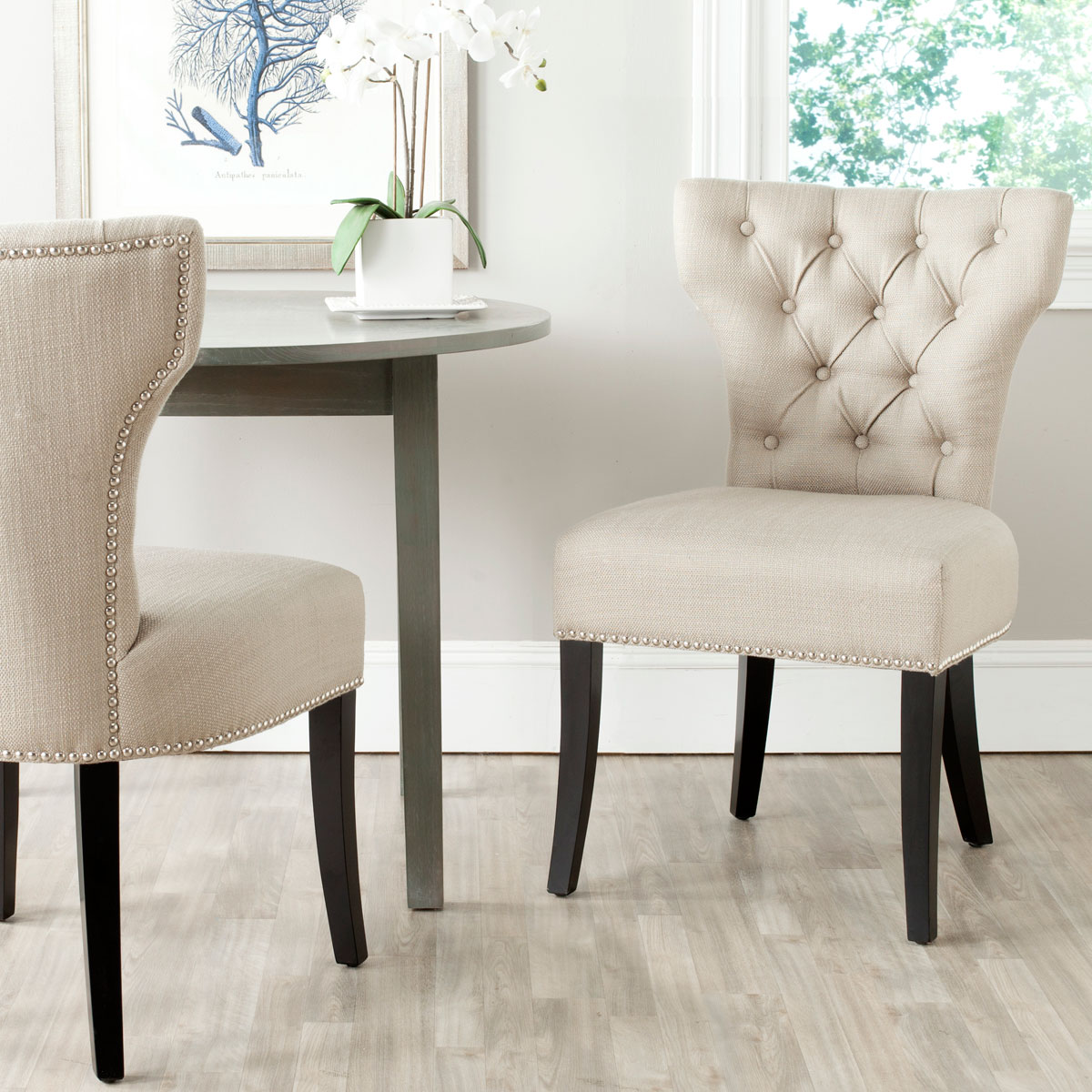 MCR4720A-SET2 Dining Chairs - Furniture by Safavieh