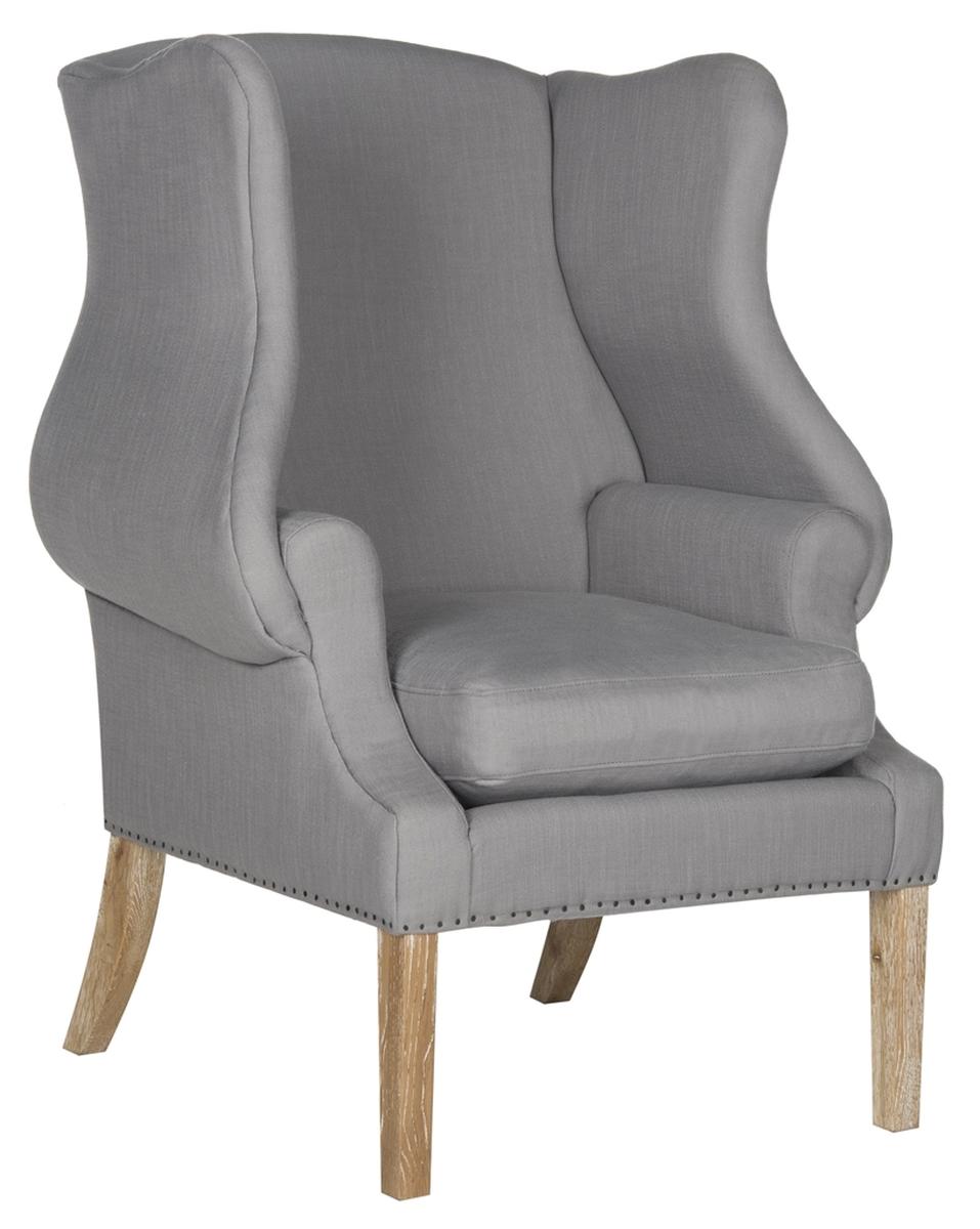 Traditional accent chairs - Kameron Club Chair Flat Black Nail Heads Mcr4734c Accent Chairs