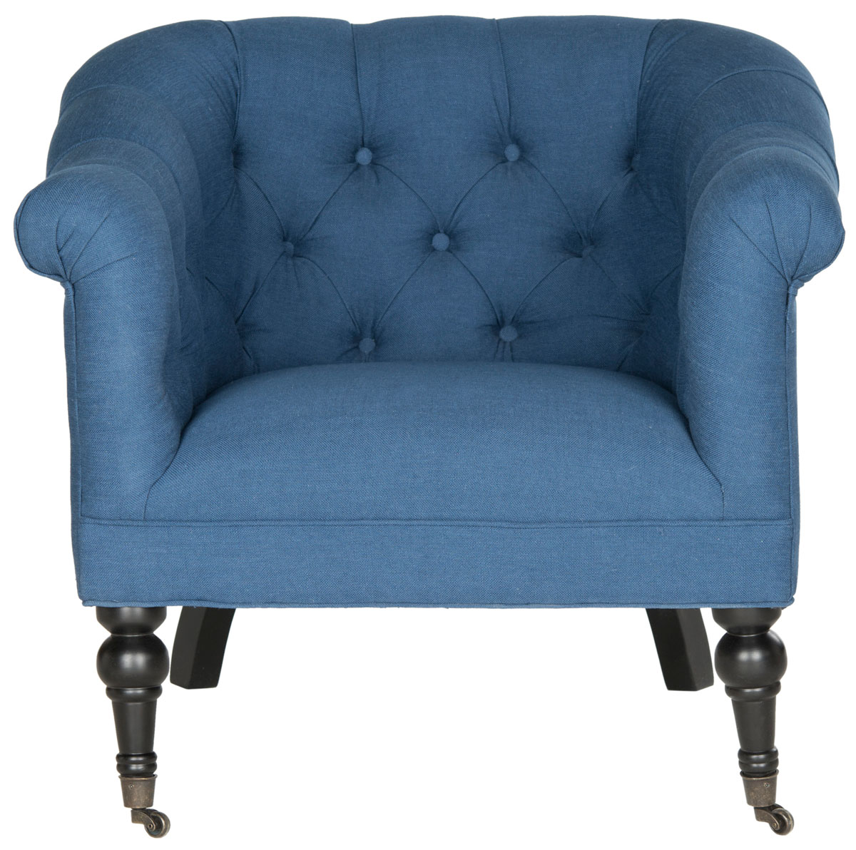 NICOLAS TUFTED CLUB CHAIR MCR4740A ACCENT CHAIRS