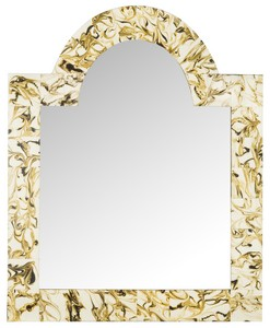 ANTIBES ARCHED MIRROR
