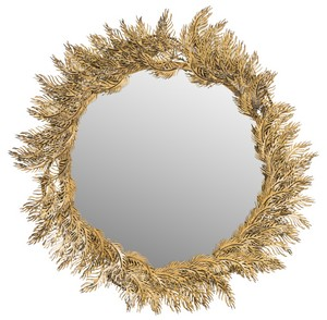 SHANA FEATHER MIRROR