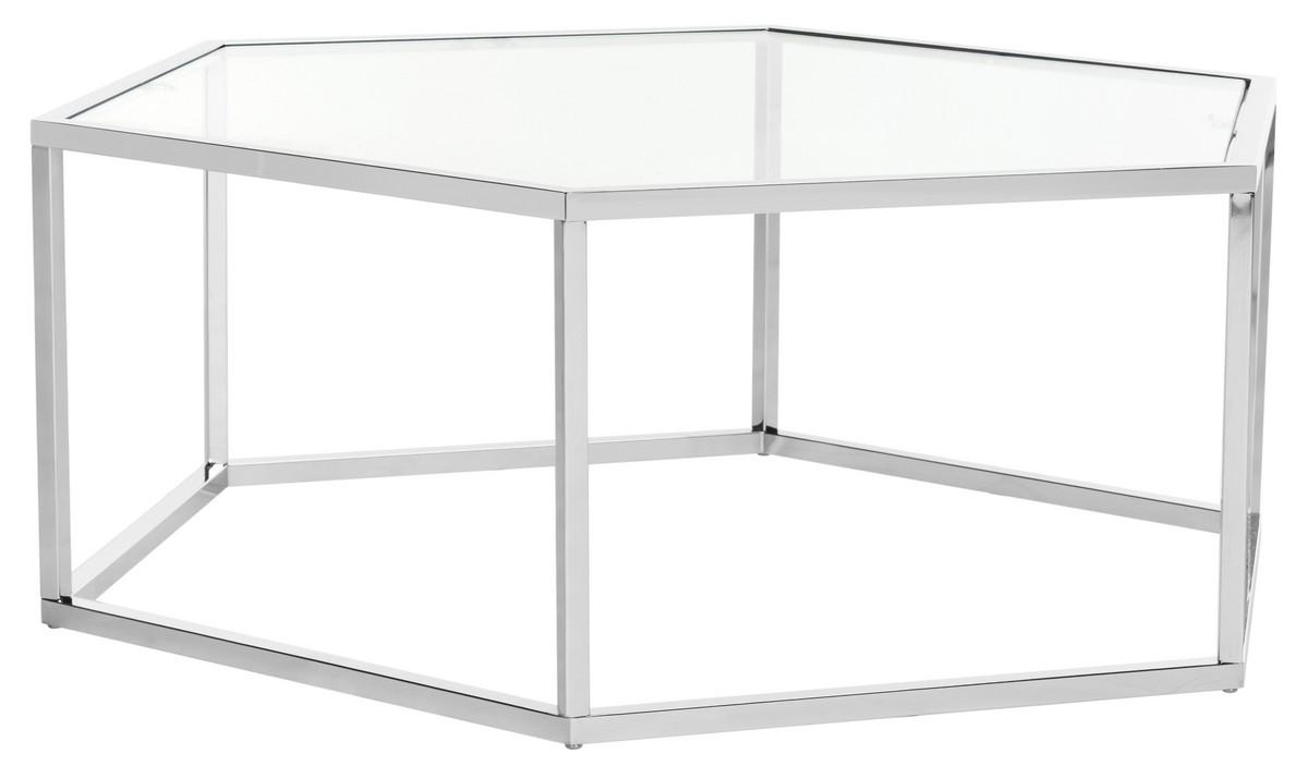 Eliana Glass Coffee Table Mmt6003a Tables