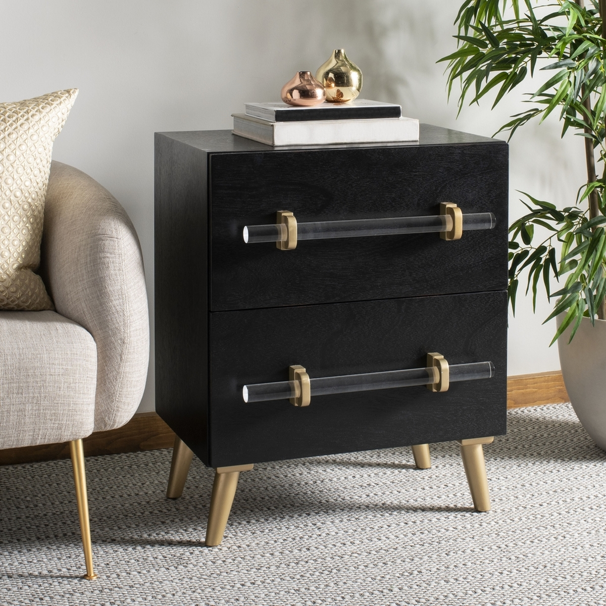 Nst6600a Nightstands Furniture By Safavieh