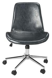 2d3ef4386c92 Fletcher Swivel Office Chair Item  OCH7501C Color  Dark Grey   Chrome