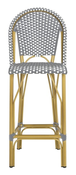 Fantastic Pat4008B Bar Stools Outdoor Bar Stools Furniture By Safavieh Pabps2019 Chair Design Images Pabps2019Com