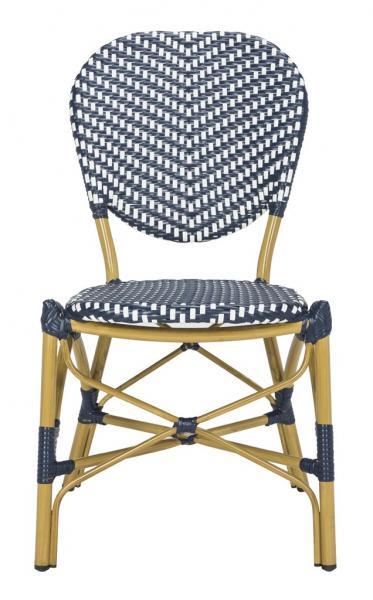 Amazing Pat4010A Set2 Patio Chairs Furniture By Safavieh Inzonedesignstudio Interior Chair Design Inzonedesignstudiocom