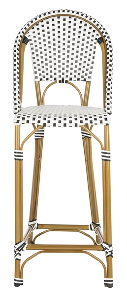 Marvelous Pat4038A Bar Stools Outdoor Bar Stools Furniture By Safavieh Andrewgaddart Wooden Chair Designs For Living Room Andrewgaddartcom