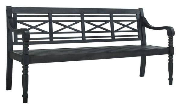 Brilliant Pat6704K Garden Benches Furniture By Safavieh Uwap Interior Chair Design Uwaporg