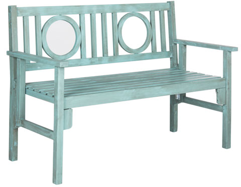 Swell Pat6714B Garden Benches Furniture By Safavieh Gmtry Best Dining Table And Chair Ideas Images Gmtryco