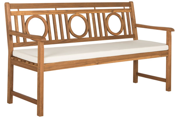 Swell Pat6736A Garden Benches Furniture By Safavieh Pdpeps Interior Chair Design Pdpepsorg