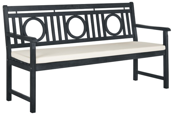 Surprising Pat6736K Garden Benches Furniture By Safavieh Pdpeps Interior Chair Design Pdpepsorg