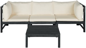Outdoor Sectionals   Outdoor Sofas - Safavieh Patio Furniture on Safavieh Outdoor Living Granton 5 Pc Living Set id=17862
