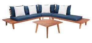 Furniture - Safavieh - Page 8 on Safavieh Outdoor Living Granton 5 Pc Living Set id=83600