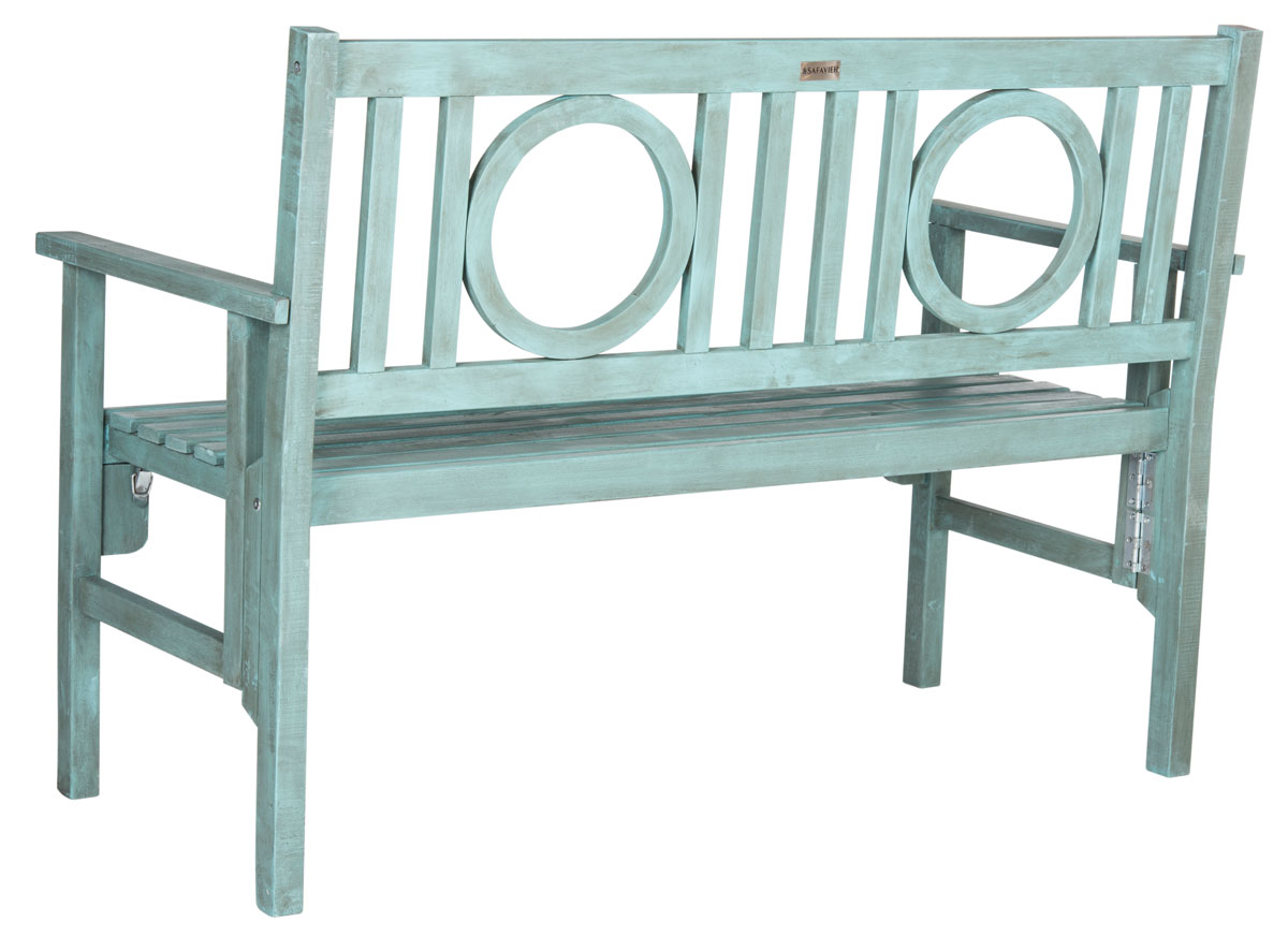Fantastic Pat6714B Garden Benches Furniture By Safavieh Gmtry Best Dining Table And Chair Ideas Images Gmtryco