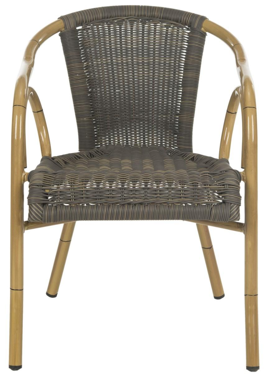 Pat4000a Set2 Outdoor Dining Chairs Furniture By Safavieh