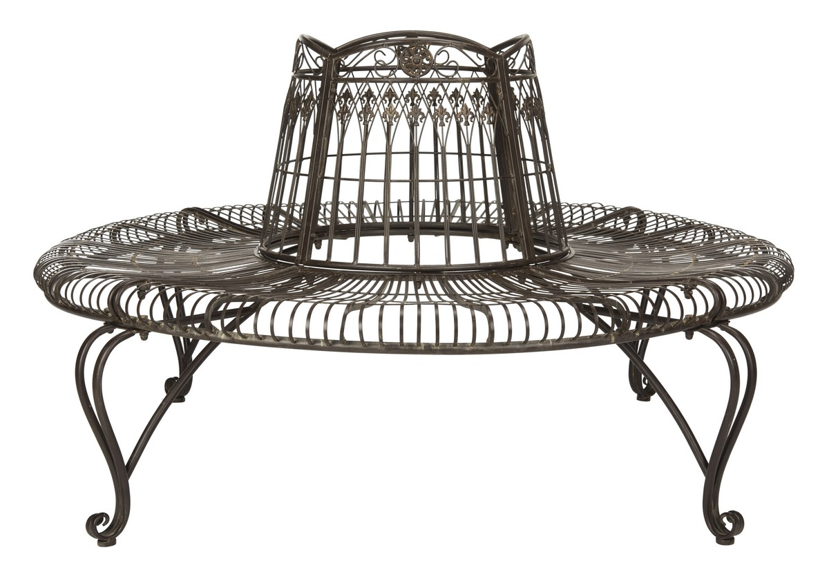 Pleasing Pat5019A Garden Benches Furniture By Safavieh Pdpeps Interior Chair Design Pdpepsorg