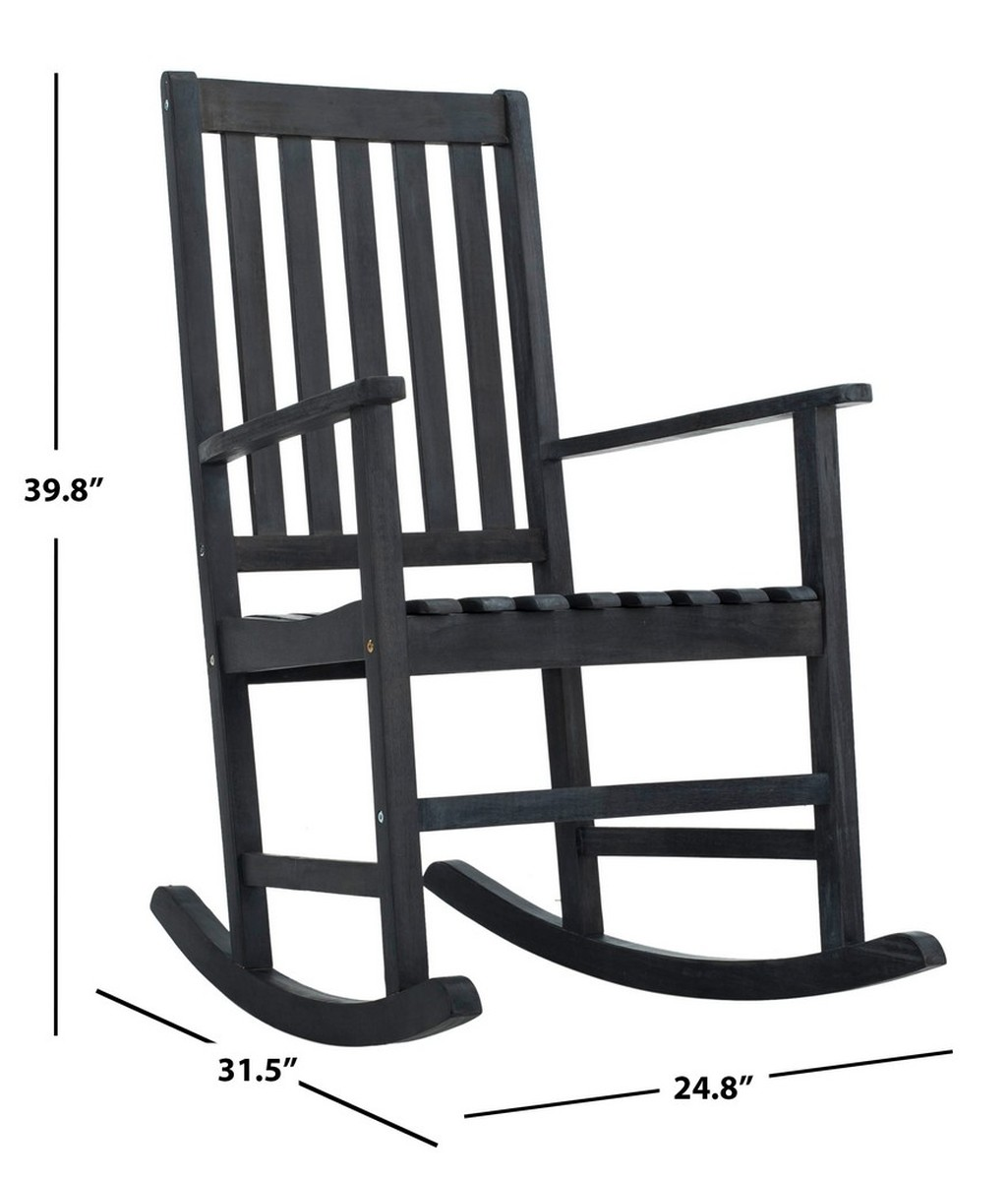 Image of: Pat6707k Outdoor Rocking Chairs Rocking Chairs Furniture By Safavieh
