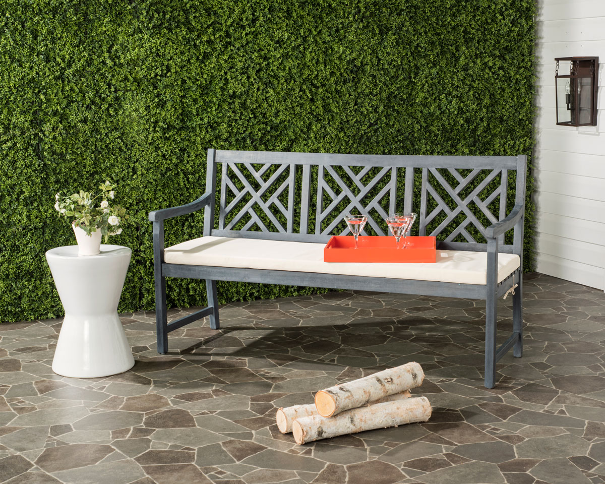 PAT6738B Garden Benches, Outdoor Home Furnishings - Furniture by ...