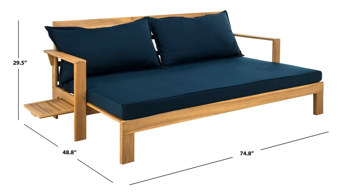 Pat6748b Outdoor Chaise Loungers Furniture By Safavieh