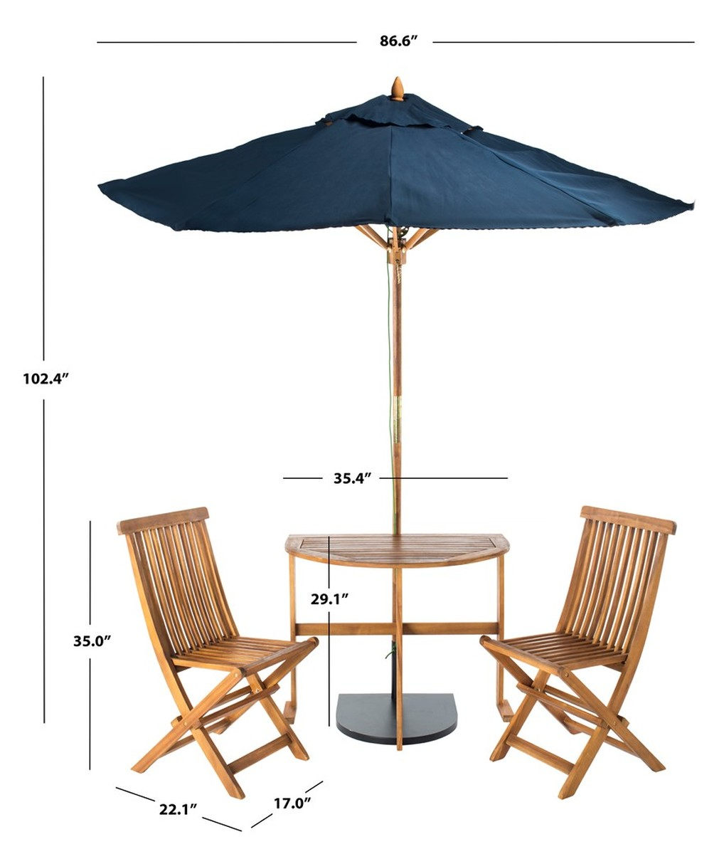Pat6750b Patio Sets 4 Piece