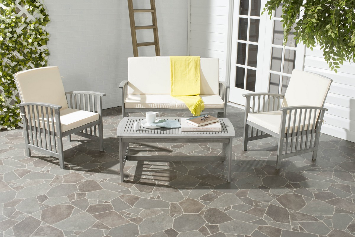 Lovely PATIO SETS   4 PIECE