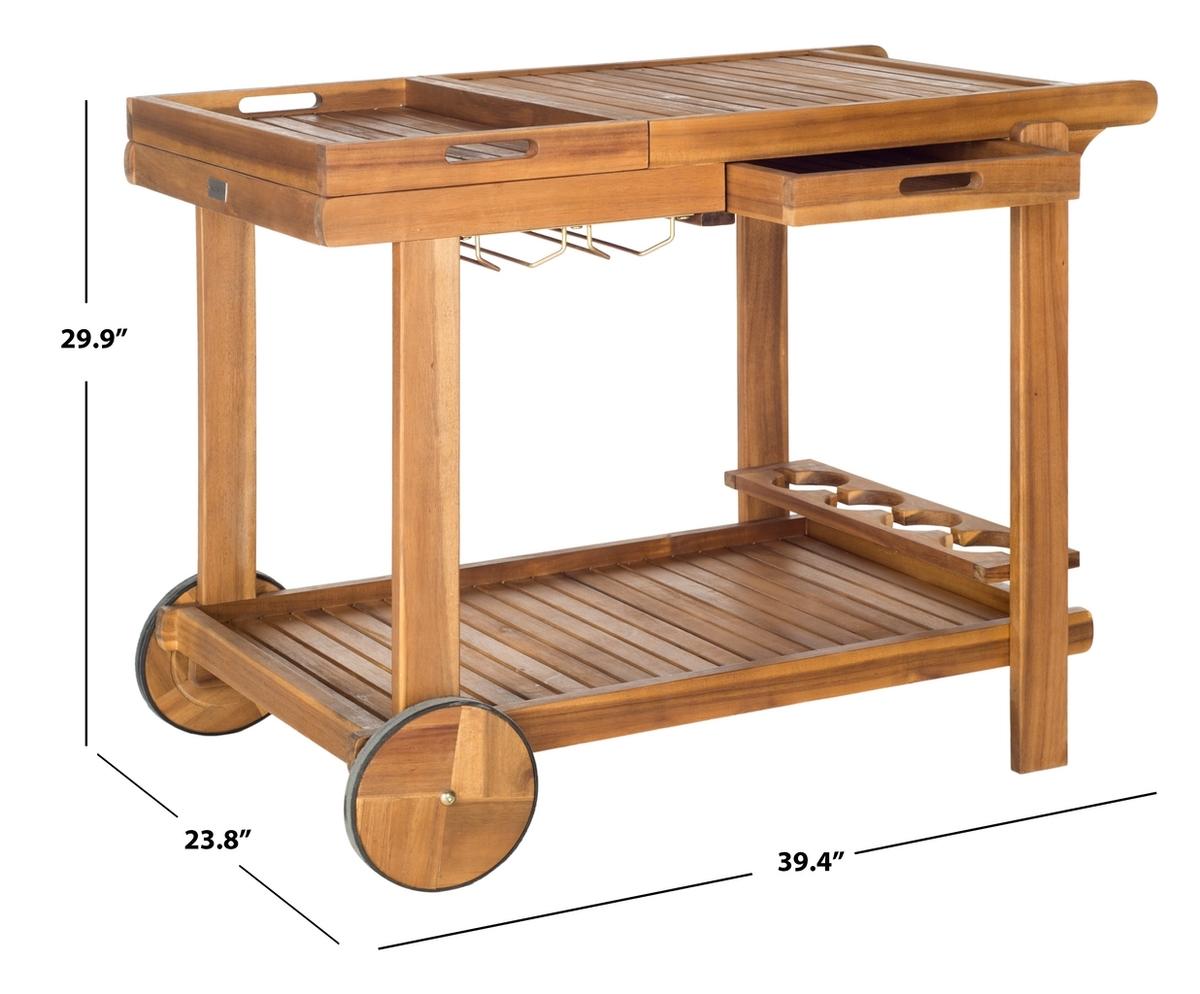 Pat7010a Bar Carts Outdoor