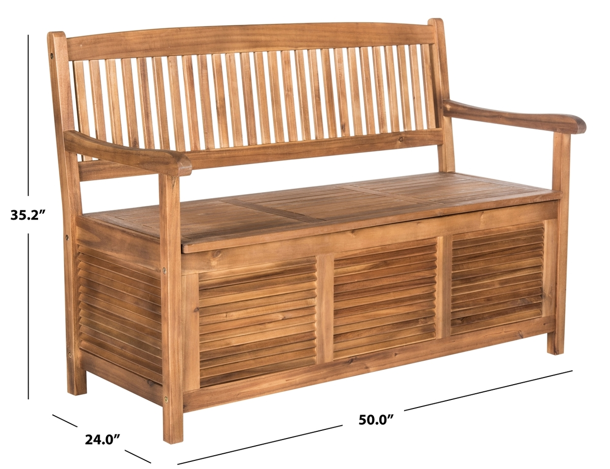 Pat7017b Garden Benches Furniture By Safavieh