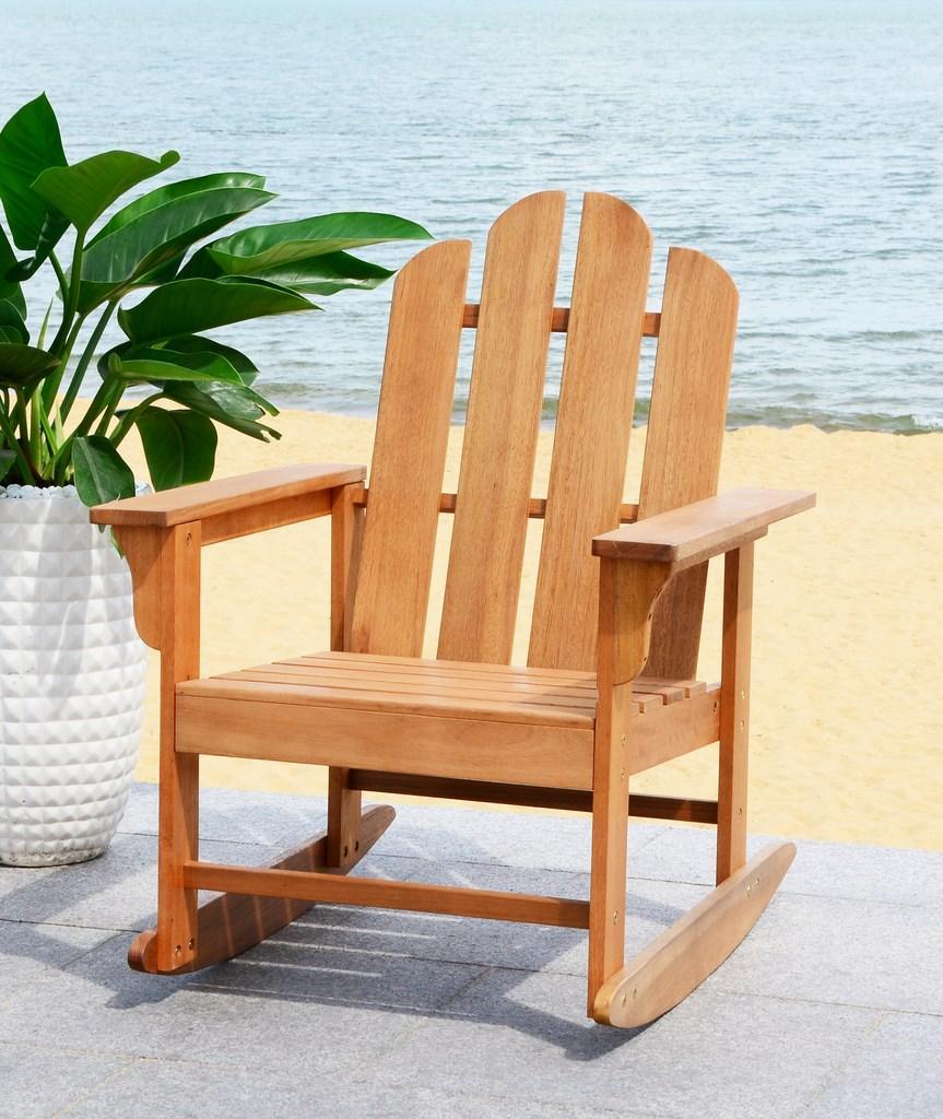 Outdoor Rocking Chair Patio Furniture Safavieh Com