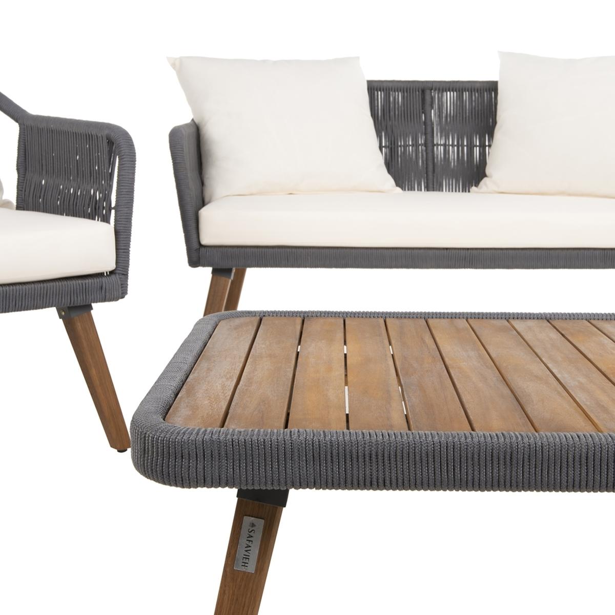PAT7049A Patio Sets - 4 Piece - Furniture by Safavieh on Safavieh Raldin id=83399