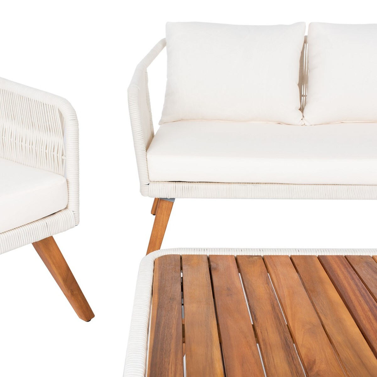 PAT7049D Patio Sets - 4 Piece - Furniture by Safavieh on Safavieh Raldin id=25942
