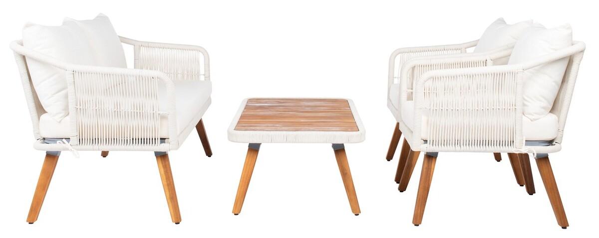 PAT7049D Patio Sets - 4 Piece - Furniture by Safavieh on Safavieh Raldin id=46318