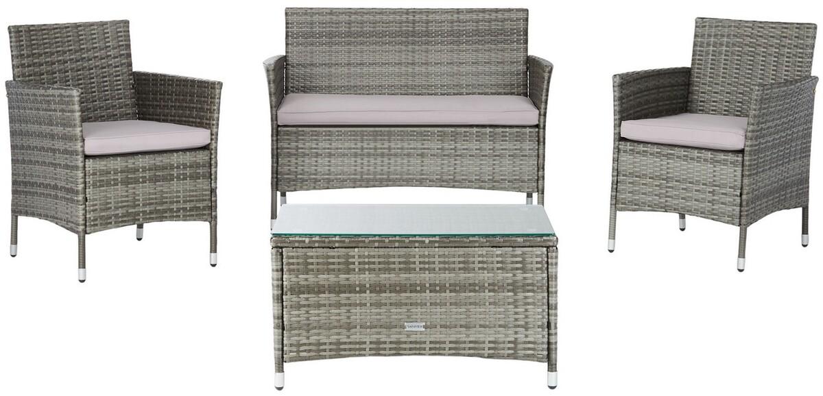 Safavieh Patio Chairs - Patio Furniture on Safavieh Raldin id=98627
