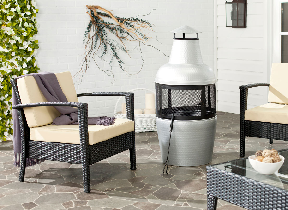 Pit1001a Fire Pits Furniture By Safavieh