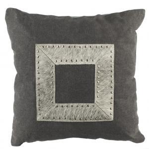 LAUREL COWHIDE  Pillow