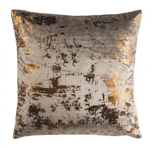 edmee metallic pillow