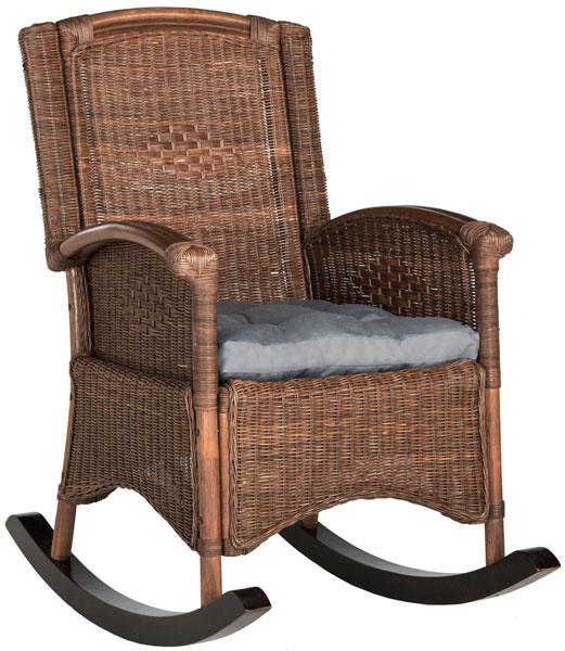 Admirable Sea8034B Rocking Chairs Furniture By Safavieh Ibusinesslaw Wood Chair Design Ideas Ibusinesslaworg