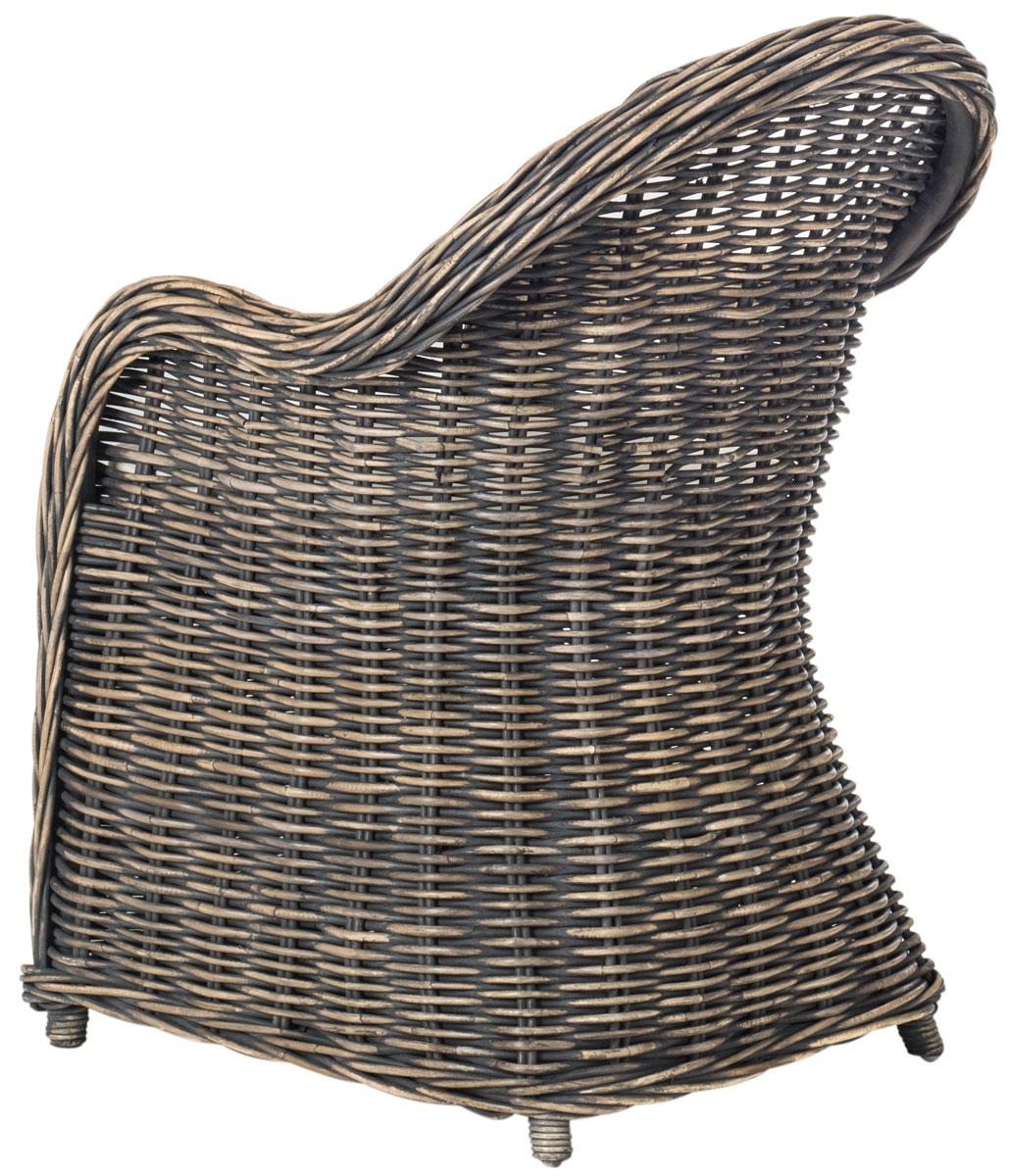 Lovely CALLISTA WICKER CLUB CHAIR SEA7001B Accent Chairs