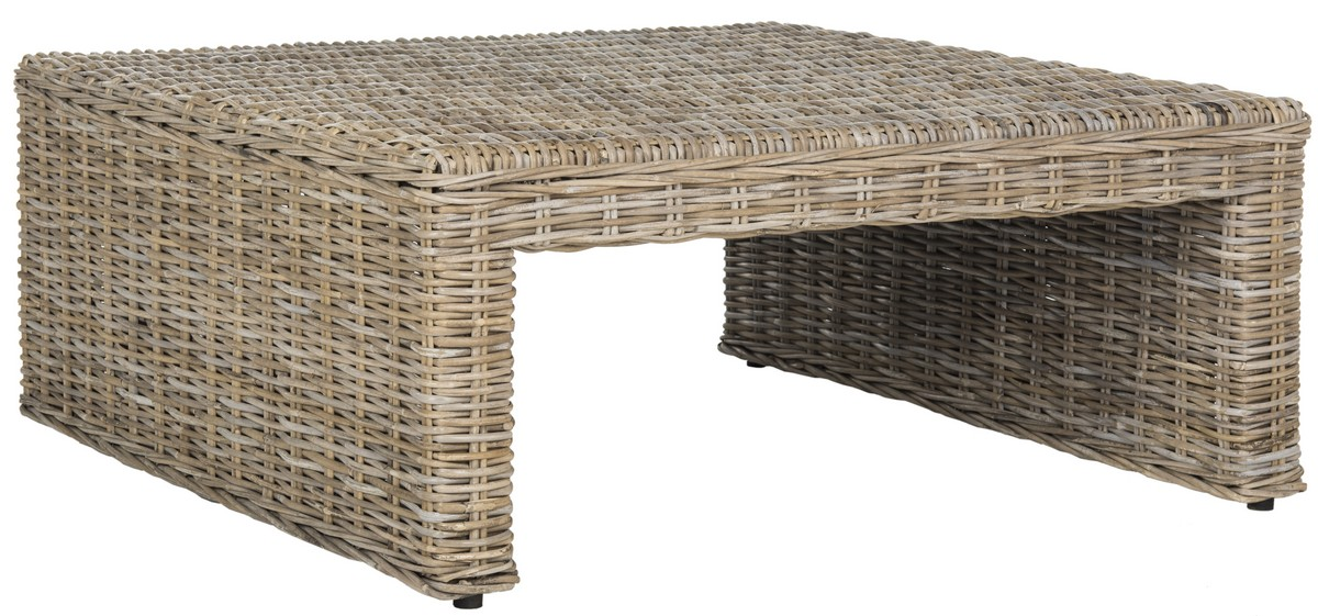 PERSIS WICKER COFFEE TABLE SEA7030A COFFEE TABLES