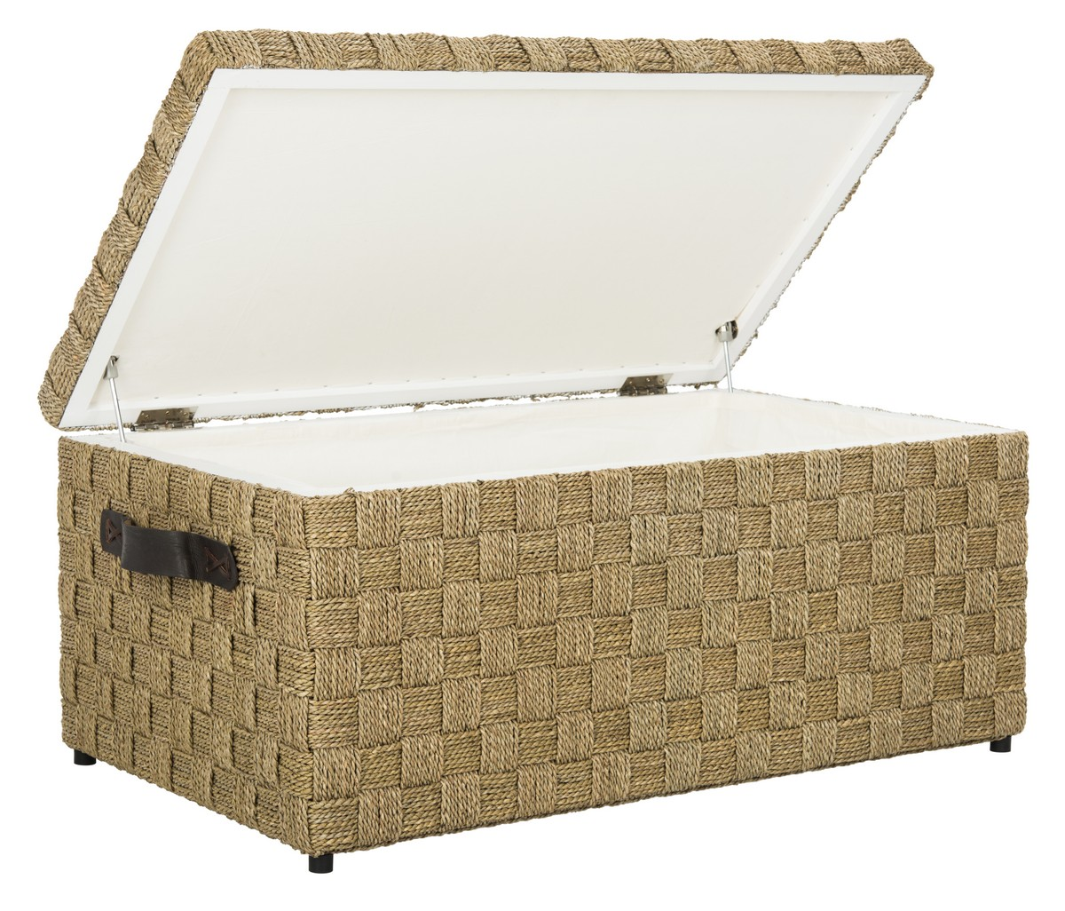 Seagrass Coffee Table Trunk Home Design Ideas And Pictures