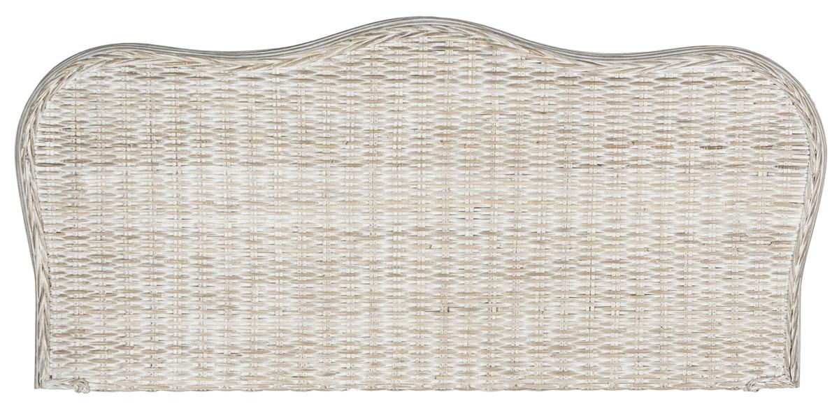 Imelda White Washed Headboard Headboards Furniture By