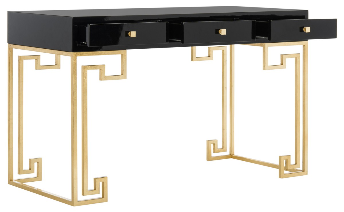 accessories option modern for black target and gold desk women